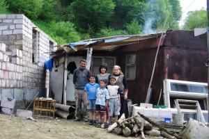 Avetikyans, Lori Region, Yeghegnut village_before (1)